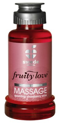 fruity love jahodove 100 ml