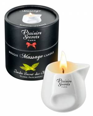 "Svíčka ""Bougie Massage Candle"" - ""Jardin Secret d´Asie"""