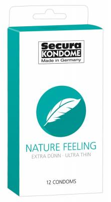 "Kondómy ""Nature Feeling"" 12ks"