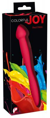 "Colorful Joy ""Red Dildo"""